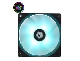 <b>ID COOLING XF 12025 RGB TRIO</b> 12v 4pin RGB Sync with Asus ...