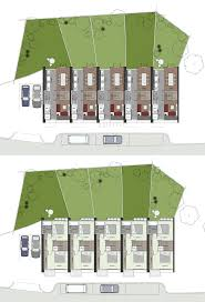 Housing Layout Where Should The Stairs Be Placed Floor Plans For A        Terraced House By Sheppard Home Decor Large size Housing Layout Where Should The Stairs Be Placed Floor Plans For