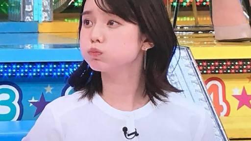 怒る弘中綾香