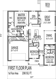 House Designs Single Floor Low Cost House Floor Plans Bedroom     SF Brick Ranch Floor Plans   Basement level bed Chicago Peoria Springfield Illinois
