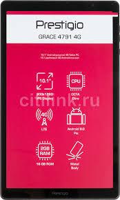 Купить <b>Планшет PRESTIGIO Grace 4791</b> 4G Octa, 2GB, 16GB, 4G ...
