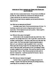 interview essay  essay scoreinterview essay