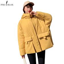 <b>2019 PinkyIsBlack 2019 New</b> High Quality Winter Jacket <b>Women</b> ...