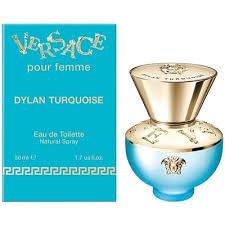 Купить <b>духи</b> Versace Dylan <b>Turquoise</b> Pour Femme — женская ...
