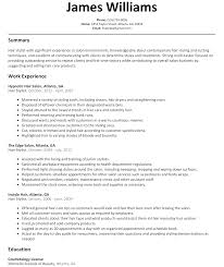 hair stylist resume sample com