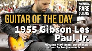 <b>Guitar</b> of the <b>Day</b>: 1955 <b>Gibson</b> Les Paul Jr. | Norman's Rare <b>Guitars</b> ...