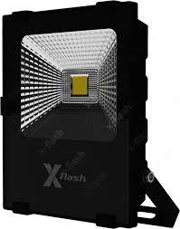 <b>Прожектор</b> светодиодный <b>X</b>-<b>Flash</b>, <b>XF</b>-<b>FL</b>-<b>COB</b>-<b>20W</b>-<b>4000K</b>, черный
