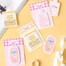 <b>1pcs Creative cute</b> rainbow candy sticky note <b>Girl</b> portable ...
