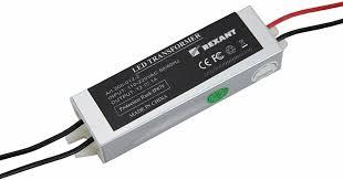 """<b>Блок питания</b> для светильника """"<b>Rexant</b>"""", 1А, 12W, с проводами ..."""