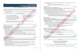 resumes personal touch career services sample corporate resumes