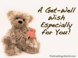Get Well Soon Quotes, Messages and sayings Top # 50+ - The ... via Relatably.com