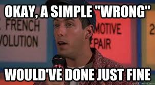 Billy Madison funny | Funny Adam Sandler Quotes | Pinterest ...