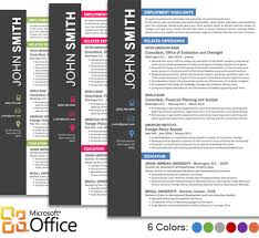 free resume template microsoft word  resume template   creative       free resume happytom co