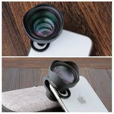 <b>Объектив</b> рыбий глаз для смартфона <b>Ulanzi</b> 238 7.5mm <b>Fisheye</b> ...