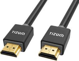 "TIZUM ""Ultra""- <b>HDMI 2.0</b> Version (10 M) 3D, 4K, HD 2160p, Gold ..."