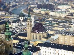 Исторический центр города Зальцбурга