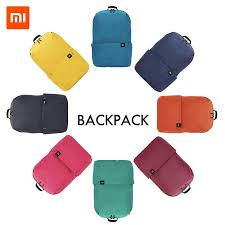 <b>Xiaomi Mi</b> Color Small <b>Backpack 10L Backpack</b> Urban Leisure ...