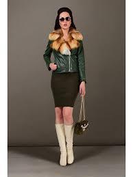<b>Куртка утепленная</b> кожаная <b>GRAFINIA</b> 6508547 в интернет ...