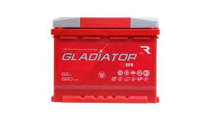 akb_vihino - Аккумулятор <b>Gladiator</b> EFB 62....