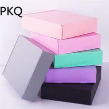 10 шт. 15*15*5 см серый черный <b>розовая бумага</b> упаковочная ...