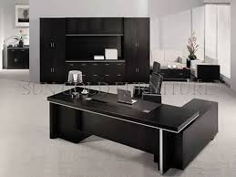 modern office table black office table