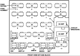94 corsica diagram of the fuse box and which fuse is for what 94 Chevy Fuse Box Diagram 94 Chevy Fuse Box Diagram #2 94 chevy fuse block diagram