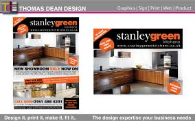 thomas dean projects tdd stanley green business flyer