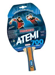 Ракетка для настольного тенниса <b>Atemi</b> 700 | <b>Спортивный</b> ...