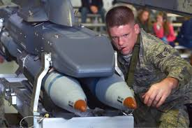 u s department of defense photo essay air force staff sgt joshua lee loads munitions onto an f 16cm fighting falcon