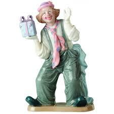 <b>Фигурка</b> «<b>Клоун с подарком</b>» купить в интернет-магазине ...