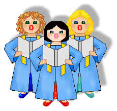 Congratulations choir for practising well last week.