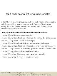 toptradefinanceofficerresumesamples lva app thumbnail jpg cb