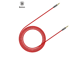 Аудио-кабель <b>Baseus Yiven</b> Audio Cable M30 0.5M (Серебристый ...