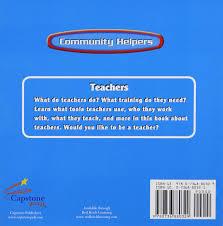 teachers community helpers tami deedrick 9780736880329 amazon teachers community helpers tami deedrick 9780736880329 amazon com books
