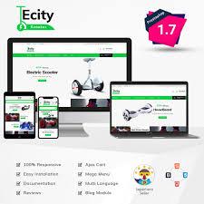 Ecity <b>Scooter</b> Store