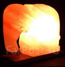 <b>Солевая лампа</b> Слон 4кг <b>STAY GOLD</b> - Медицинская техника и ...