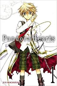 <b>PandoraHearts</b>, Vol. 1 - manga (<b>PandoraHearts</b>, 1): Mochizuki, Jun ...