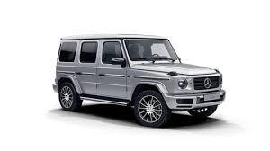Mercedes-Benz <b>G</b>-<b>Class</b>