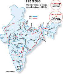 பீகார், அசாம், மேற்கு வங்கத்தில் நதிகளை இணைக்க மத்திய அரசு முடிவு
