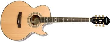 Купить <b>Epiphone PR</b>-<b>5E</b> Natural <b>электроакустическую гитару</b> ...