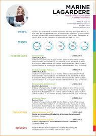 modele cv commercial modele lettre related for 3 modele cv commercial