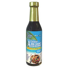 Coconut Secret Coconut Aminos - 8 fl oz - Low ... - Amazon.com