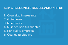 c oacute mo hacer un elevator pitch elevator pitch