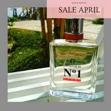 SALE APRIL !! <b>AIGNER NO1</b> | Shopee Indonesia