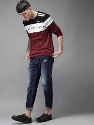 Buy <b>Men's T</b>-<b>shirts</b> Online at India's Best Fashion Store | Myntra