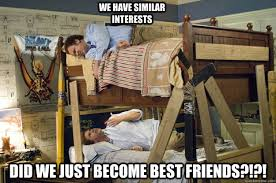 Did we just become best friends?!?! we have similar interests ... via Relatably.com