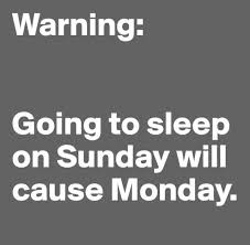 The weekend.... on Pinterest | Sunday Night, Happy Saturday and ... via Relatably.com