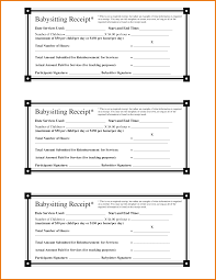 receipt template pdf png scope of work template
