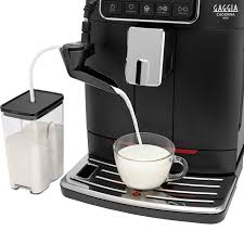 <b>Кофемашина Gaggia Cadorna Milk</b> Black