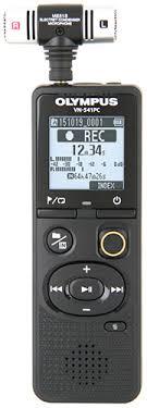 <b>Диктофон Olympus VN-541PC</b> 4GB + стереомикрофон ME51